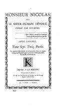 Monsieur Nicolas, les 6 tomes