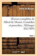 Comédies et proverbes, 3 volumes