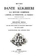 La Divine Comédie - Enfer, Purgatoire, Paradis (3 volumes)