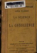 La science et la conscience