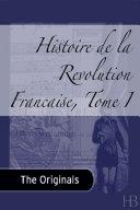 Histoire de la révolution française - 2 tomes