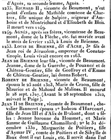 Essai sur la statistique de l'arrondissement de la Flèche  De Thomas Cauvin