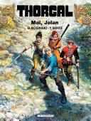 Le bateau-sabre, Thorgal, tome 33