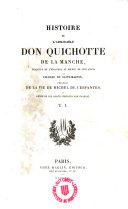 Histoire de l'admirable Don Quichotte de la Manche, tome 3