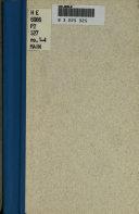 La Poste pendant le siège, 18 septembre 1870 - 28 janvier 1871, étude n°18, vol II