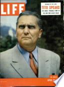 21 avr. 1952