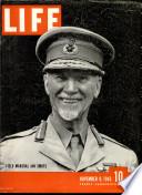8 nov. 1943