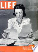 10 mars 1941