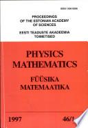 1997 - Vol.46,N°s1à2