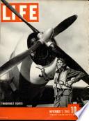 1 nov. 1943