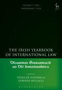 The Irish Yearbook of International Law