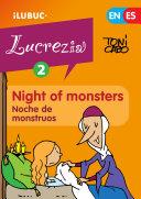 Night of monsters / Noche de monstruos (Lucrecia, el cómic #2)