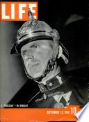 12 sept. 1938