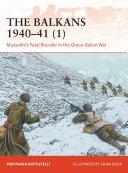 The Balkans 1940–41 (1)