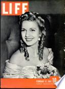 17 f�vr. 1941