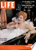 28 f�vr. 1955