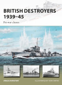 British Destroyers 1939–45