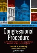 Congressional Procedure