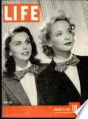 1 mars 1943