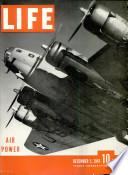 1 déc. 1941