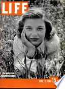 12 avr. 1948