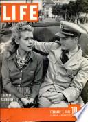 1 f�vr. 1943