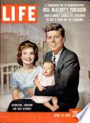 21 avr. 1958