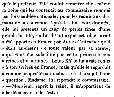 Bijoux de Marie-Antoinette : inventaire des parures, diamants et perles envoyés à Bruxelles durant la Révolution Content?id=j1IvAAAAMAAJ&hl=fr&pg=PA318&img=1&zoom=3&sig=ACfU3U3-SupDjooKgeW7bLsmrjE3EU5-HQ&ci=169%2C160%2C770%2C656&edge=0