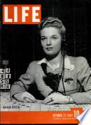 27 oct. 1941