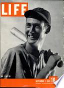 1 sept. 1941