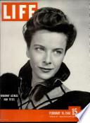 16 févr. 1948