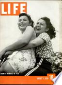 1 août 1938