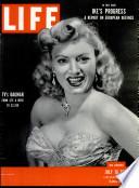 16 juil. 1951