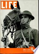 21 avr. 1941