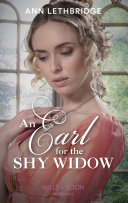An Earl For The Shy Widow (Mills & Boon Historical) (The Widows of Westram, Book 2)