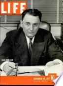 14 sept. 1942