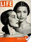 3 nov. 1947
