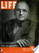 23 avr. 1945