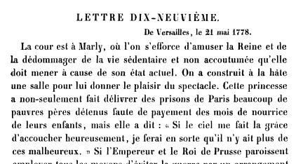 La première grossesse de Marie-Antoinette, selon les Mémoires Secrets ... Books?id=x1JPEptEMCIC&hl=fr&hl=fr&pg=PA168&img=1&zoom=3&sig=ACfU3U0NSfqnRlFDyhf7lgOnmYxxEEkWaA&ci=162%2C311%2C734%2C407&edge=0