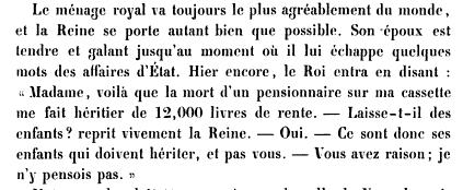 La première grossesse de Marie-Antoinette, selon les Mémoires Secrets ... - Page 2 Books?id=x1JPEptEMCIC&hl=fr&hl=fr&pg=PA209&img=1&zoom=3&sig=ACfU3U15oCD_QC_Ysb4Ajy-AydnjP9uXdg&ci=82%2C698%2C736%2C302&edge=0