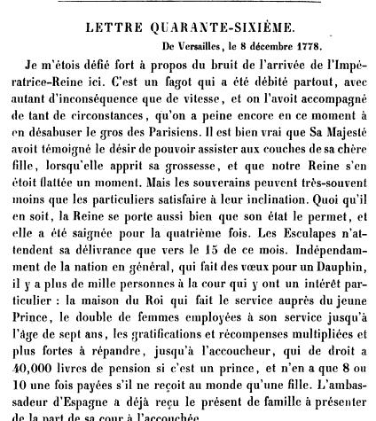 La première grossesse de Marie-Antoinette, selon les Mémoires Secrets ... - Page 2 Books?id=x1JPEptEMCIC&hl=fr&hl=fr&pg=PA248&img=1&zoom=3&sig=ACfU3U22jw4Qh9O6L1bJPSQYkenmJINdmQ&ci=174%2C418%2C737%2C826&edge=0