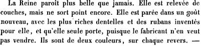 La première grossesse de Marie-Antoinette, selon les Mémoires Secrets ... - Page 3 Books?id=x1JPEptEMCIC&hl=fr&hl=fr&pg=PA264&img=1&zoom=3&sig=ACfU3U2Brm4WT3bFgPoMNEInDfYN9LONHA&ci=185%2C280%2C707%2C161&edge=0