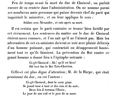 Étienne-Francois, duc de Choiseul - Page 2 Books?id=x1JPEptEMCIC&hl=fr&hl=fr&pg=PA561&img=1&zoom=3&sig=ACfU3U0nVPLkEmr9Gi2xXAtiUzdLUq2F6g&ci=77%2C419%2C784%2C651&edge=0