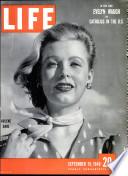 19 sept. 1949