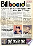 1 juin 1968